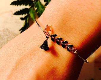 Gold Dainty Bracelet, Minimalist Bracelet, Bridesmaid Gift