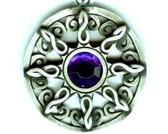 Celtic Sun pendant