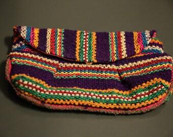 Handbag, Handmade, Purse, Clutch, Pochette, Mini bag, Ethnic, Woman, Make-up bag, Coin Purses, Wallets, Trousse, Beautycase, Zipper pouch