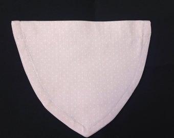 Handmade small dog bandana