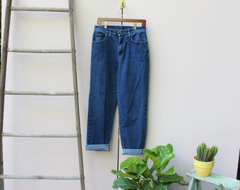 VINTAGE 80's  Riders High Waisted Jeans
