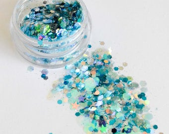 Beautiful Cosmetic Glitter Milky Way