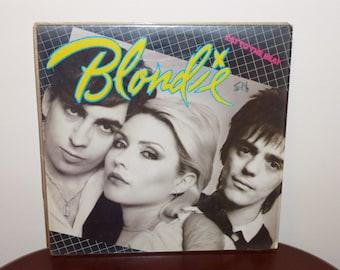 Blondie - Eat to the Beat 1979 LP Vinyl Record