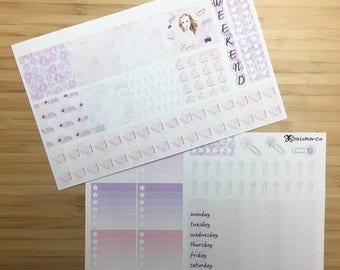 """The """"Planner Girl"""" Kit for the Mini Happy Planner"""