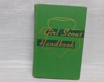 1948 Girl Scout Handbook