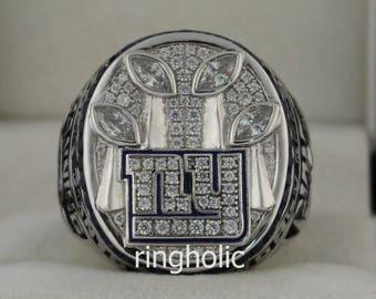 2011 New York Giants Super Bowl Championship Rings Ring