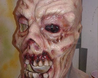 Zombie Latex Halloween Mask