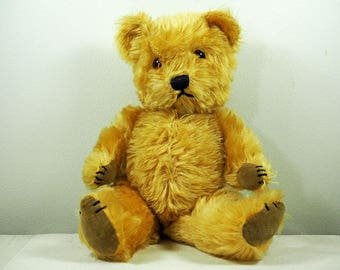 Chiltern Mohair Teddy Bear 1930'