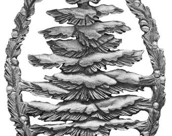 Fir Tree Ornament