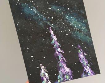 Tree Series- Night Sky