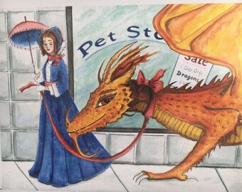 Every Lady needs a Dragon
