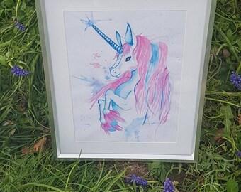Unconventional unicorn