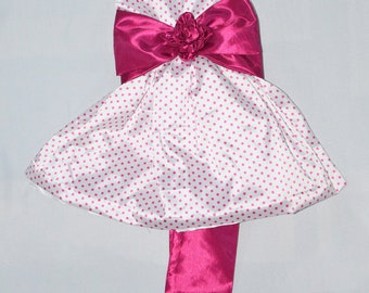 Girls' Dress sizes 3 years - 5 years, Children's Dotted Dress