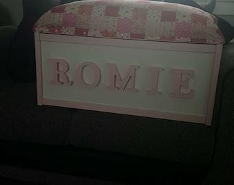 Handmade Toybox