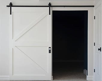 classical design barn door door kit 5ft6ft66ft 75
