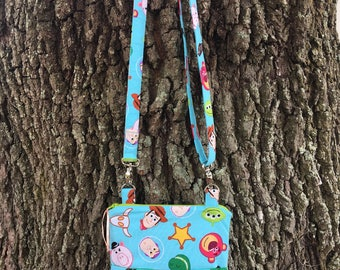 Toy Story Cross Body Bag