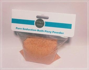 Pure Seduction Bath Fizzy Powder