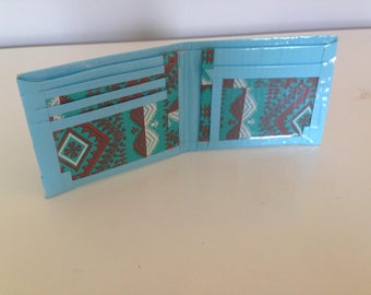 Bifold Duct Tape Wallet