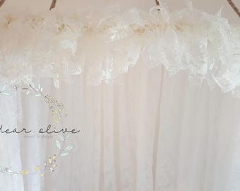 White Lace Canopy