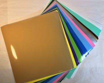 Princess Oracal 651 Bundle, adhesive vinyl, craft vinyl, silhouette cameo, cricut, cutting machine, craft cutter