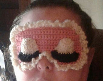 Party style Sleep Mask