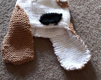 Dog Hat  (adult size)