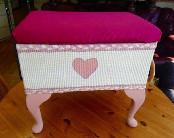 Heart Toy Chest