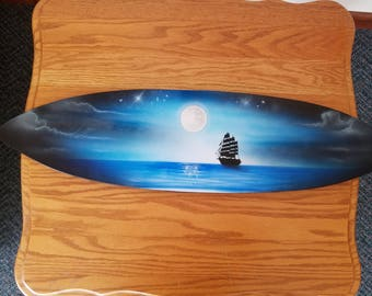 Surfboard - Moonship