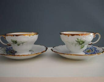 Rosenthal tea cup and saucer Duo