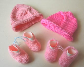 Set cups / slippers