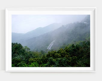 The long road // Incredible Landscape //  photography print // travel photography  // beautiful landscape //