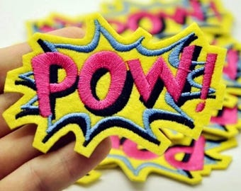 Bonding coat POW! 8, 6 × 5, 7cm