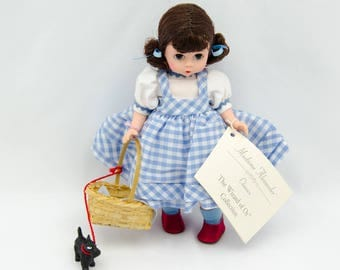 Vintage Madame Alexander Doll Dorothy Wizard of Oz Doll in Original Box - Like New