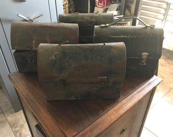 Antique Lunch Boxes