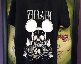 Disney Villain T-shirt