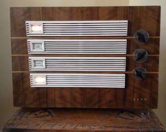 Vintage Ekco Valve Radio