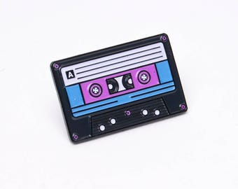 Mixtape Soft Enamel Pin