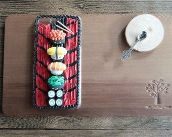 sushi iPhone 7 plus case,Japanese style