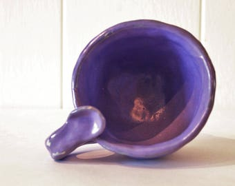 Pure Purple Teacup