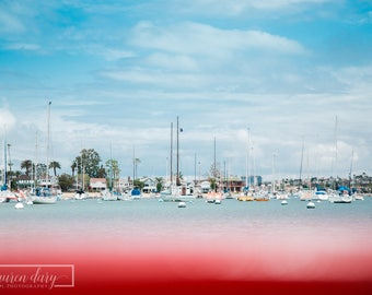 From The Boat - fine art photography print
