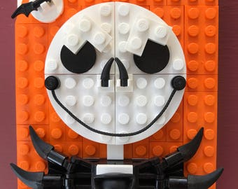 Jack Skellington Lego® Portrait