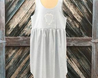 Custom Little Flannel Nightie