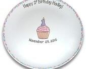 First Birthday Cupcake Signature Platter