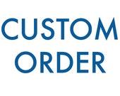 Custom order for Amy