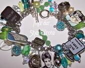 MURDER, SHE WROTE Mystery Charm Bracelet