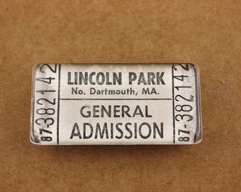 Lincoln Park Ticket Magnet - General Admission