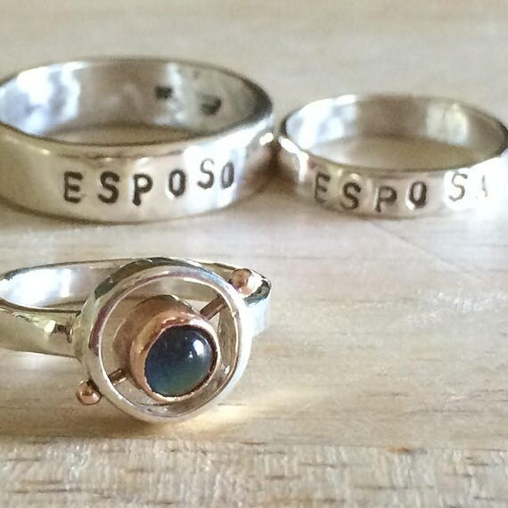 kinetic engagement ring