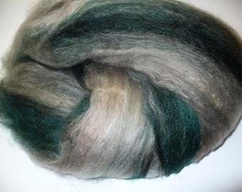 Vegan Synthetic Batt for Hand Spinning Yarn