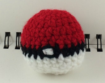 Crocheted Hacky Sack - Monster Catching Ball