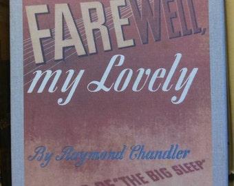 Farewell My Lovely, Raymond Chandler